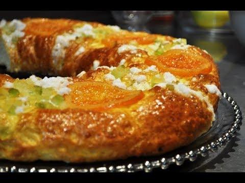 Roscón de Reyes con Thermomix ®
