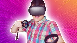 Oculus Quest First Impressions: Sold Out for a Reason!