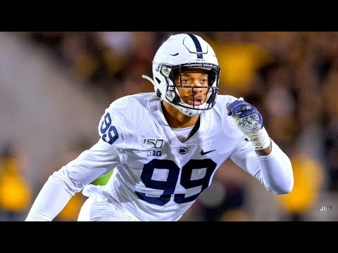 Most Underrated DE in College Football