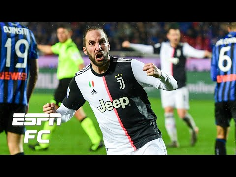 Gonzalo Higuain & Paulo Dybala seal Juventus win vs. Atalanta   Serie A Highlights
