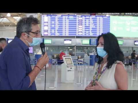 Ανοίγουν οι πτήσεις εξωτερικού, πως ετοιμάζεται το Ελευθέριος Βενιζέλος