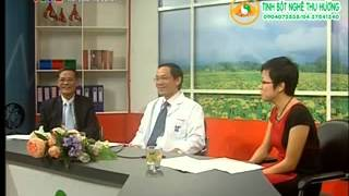 Bệnh rối loạn tiền đình-Hoa mắt chóng mặt