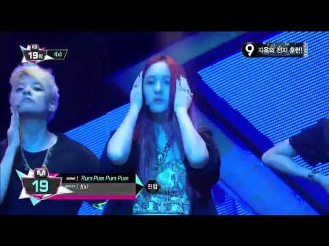 f(x) Special Stage M Countdown (8/1/2013)
