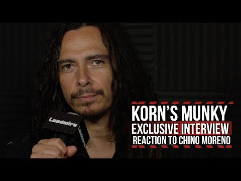 Munky Reacts to Deftones' Chino Moreno Not Wanting to Tour With Korn