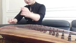 Thời Không Sai Lệch - Ngải Thần | 错位时空 - 艾辰/ guzheng cover 古筝