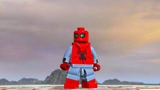 Lego Marvel Super Heroes 2 Spider Man Homemade Suit Unlock Location