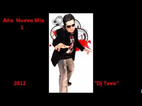 Dj Tavo - Año Nuevo Mix 2012 (Season 1)  1/6