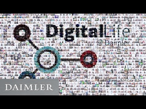DigitalLife@Daimler: DigitalLife Campus - Global Hackathon Series