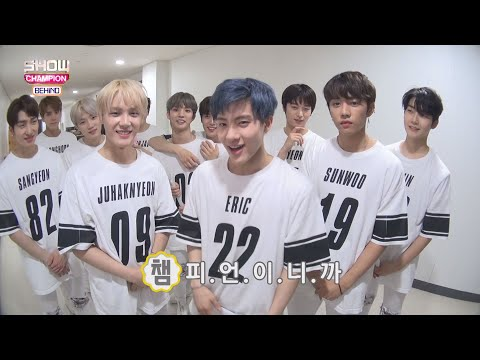 [Showchampion behind EP.93] THE BOYZ are always ready!