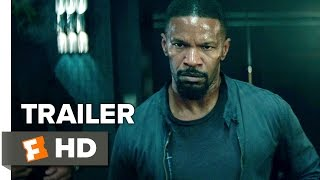 Sleepless Official Trailer 1 (2017) - Jamie Foxx Movie