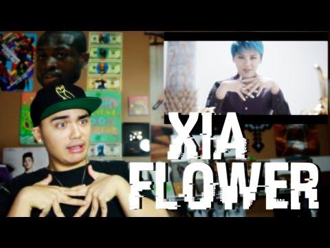 XIA - FLOWER MV REACTION [THE EPICNESS]