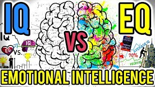 IQ vs Emotional Intelligence - Daniel Goleman Emotional Intelligence Book Summary
