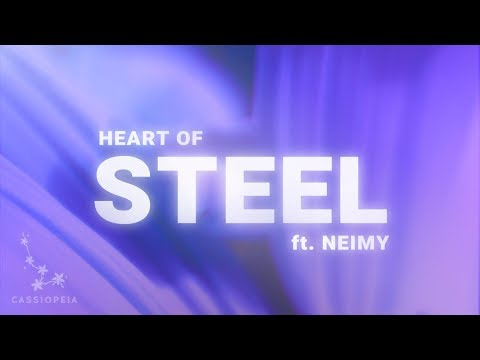 Harrison First & JEWL feat. NEIMY - Heart Of Steel (Lyrics)