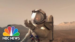 Mission To Mars: Will Humans Visit The Red Planet By 2030? | NBC Nightly News