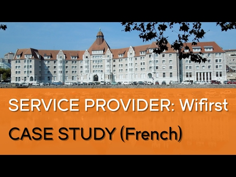 Fournisseur De Services: WiFirst (French Version)