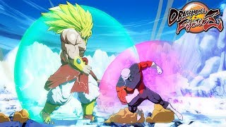 Which Supers Can Broly Walk Through? - Dragon Ball FighterZ Mods
