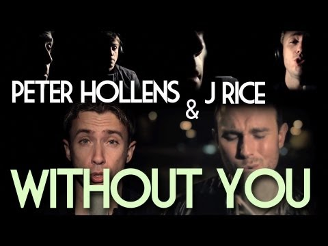 David Guetta (feat. Usher) - Without You (cover) - Peter Hollens & J Rice