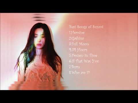 선미 최고의 노래모음 - Best Songs of SUNMI (선미)