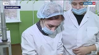 Студенты омских колледжей получат новое учебное оборудование