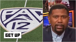 Jalen Rose reacts to Pac-12 football players' demands   Get Up