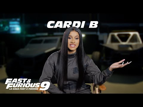 FAST & FURIOUS 9 ? Cardi B (Universal Pictures) - HD