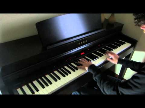 Toradora OST: Yasashisa no Ashioto - Piano