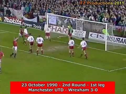 Manchester Utd v Wrexham F.C.
