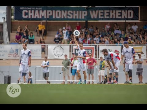 Championship Weekend V In Slo-Mo