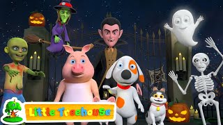 Halloween Songs   Kindergarten Nursery Rhymes   Compilation Of Videos For Kids by Little Treehouse