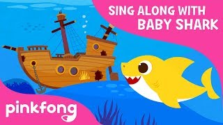 Bored Baby Shark Went Out to Play | Sing Along with Baby Shark | Pinkfong Songs for Children