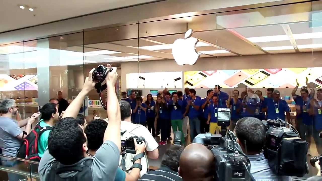Nova apple store no brasil. Apple fecha contrato para abrir nova apple store em são paulo.