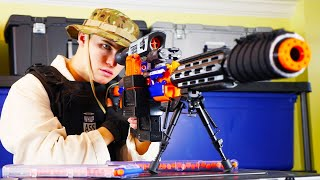 Nerf War: Brother Vs Brother