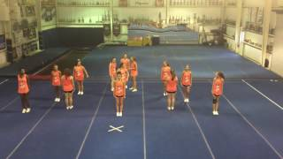 Full Routine 2016 Cheer Camp