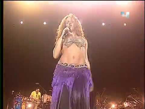 Shakira - 09 Whenever, Wherever (Oral Fixation Tour Dubai)