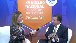 Entrevista com Dr. Jacoby Fernandes | XV Nucleo do Sistema S | 2018