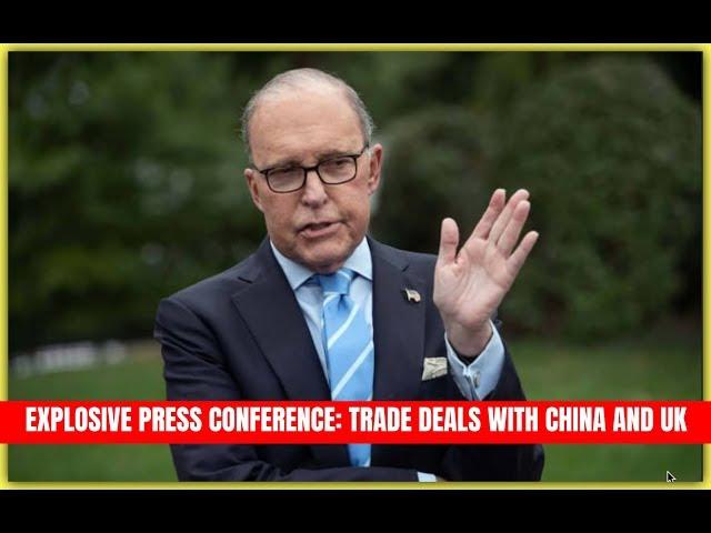 以冷戰史為例!川普經濟顧問:美中貿易爭端恐拖上10年