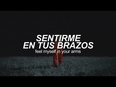 rosalía • me quedo contigo ─ english subs • letra