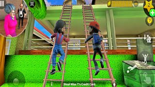 Scary Teacher 3D New Update Control Tani and Nick New Levels Peck-Uliar Circumstances (Android,iOS)