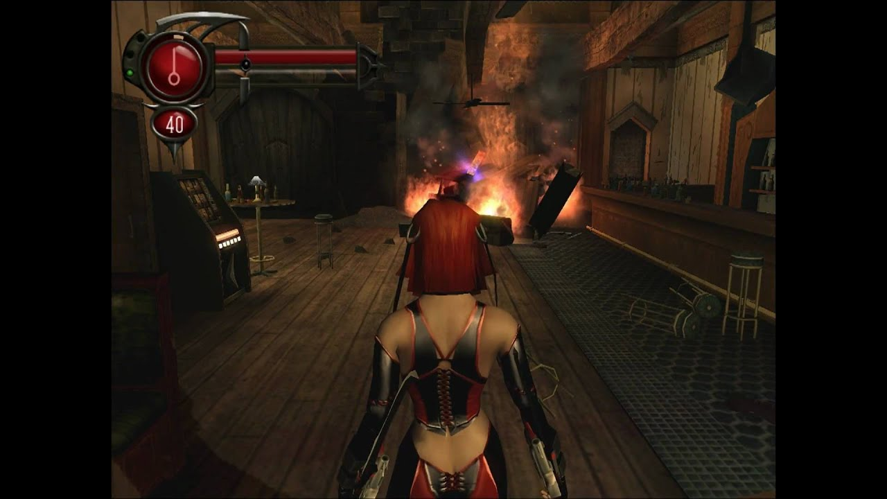 BloodRayne 2 - gameplay - HD - part 11 - YouTube