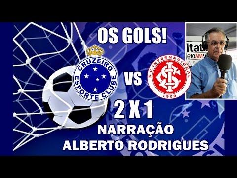 Baixar Os gols de Cruzeiro 2 x 1 Internacional 26ª rodada Brasileirão 2014 - Narração Alberto Rodrigues