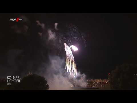 Kölner Lichter 2019 | Das Feuerwerk! | WDR LIVE