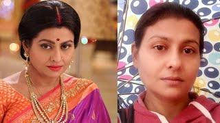 Popular TV actress Jaya Bhattacharya pleads for work..