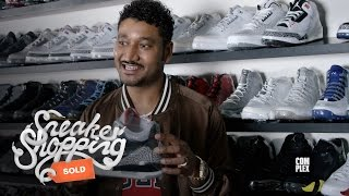 Don C Goes Sneaker Shopping with Complex