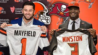 WORST to FIRST: Ranking the NFL's last 20 1st Overall Draft Picks