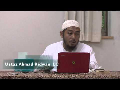Menuntut ilmu dengan teladan salafusshalih - Ustaz Abu Fairuz