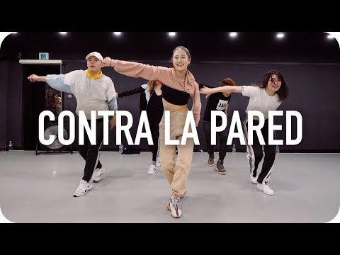 Contra La Pared - Sean Paul, J Balvin / Beginner's Class