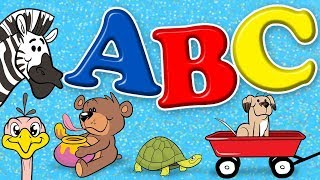Phonics Song with TWO Words   A For Apple   ABC Alphabet Songs with Sounds for Childrens