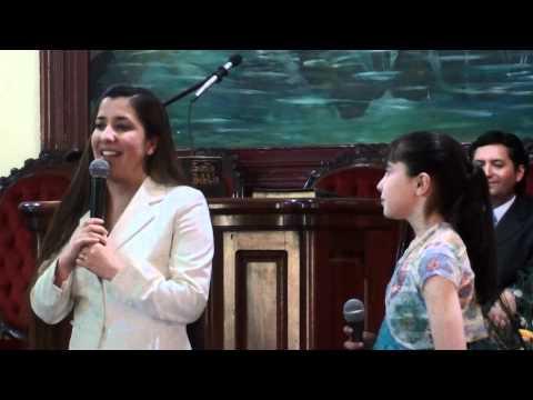 Gladys Muñoz y Javiera Valdivia 8vo  Aniversario Acción Medios Rayo Fugaz