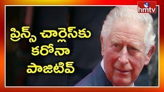 Prince Charles tests positive for coronavirus..