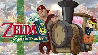 Full Steam Ahead - The Legend of Zelda: Spirit Tracks OST